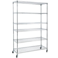 NSF Commercial Adjustable Steel Storage Shelving Systems