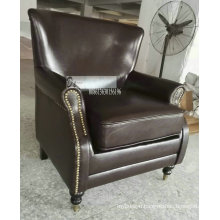 New Arrival Leather Chair, Club Chair, Single Sofa Chair (A888)