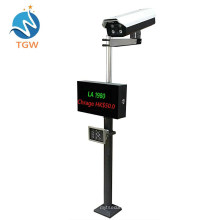Access Control License Plate Recognition Parking System Anpr Camera