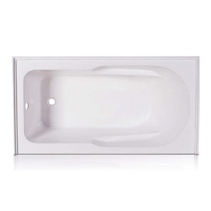 3 Wall 60 x 32 Alcove Bathtub
