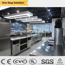 Funcionamiento estable Comercial al aire libre / interior Hotel Catering Equipment en venta Guangzhou