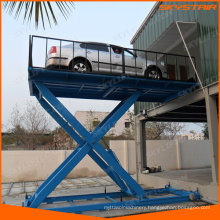hydraulic car ramp lift