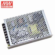 Varredor duplo NED-75B da fonte de alimentação do interruptor da saída de 5Vdc 24Vdc 75W da variável da tensão do MW Dual