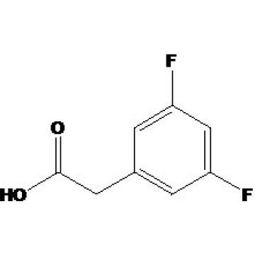 3, 5-дифторфенилуксусная кислота № КАС: 105184-38-1