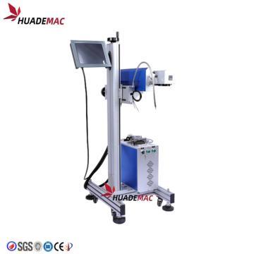 Machine de marquage laser 20W / 30W pour PVC HDPE