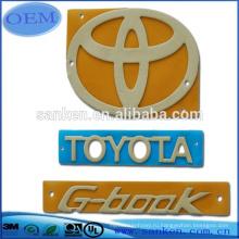 ОЕМ высечки логотип автомобиля стикер пены ленты наклейкой