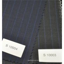 70 lã 30 poliéster mistura funcional stripe 100% máquina de tecidos de lã lavável para casaco calça terno dos homens
