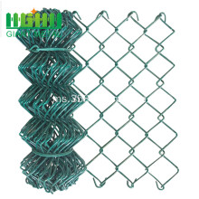 PVC Coated Chain Link Wire Mesh Pagar