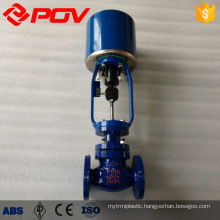 Electric Control Liner Actuator Steam Flow Rate Pressure Control Valve