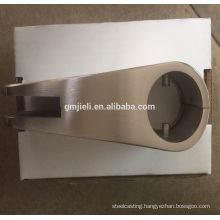 Investment Casting 316 Stainless Steel glass clamp for fasten/Stainless Steel parts