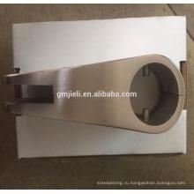 Литье под давлением 316 Стеклянный зажим из нержавеющей стали для крепления / Детали из нержавеющей стали