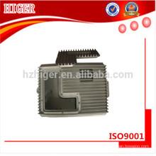 Productos de aluminio cambiador de calor de fundición a medida