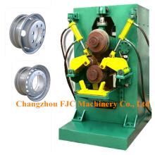 """Landwirtschaftliche Tubeless Wheel Rim Manufacturing Roll Forming Machine Größe Von 17,5 """"-24,5"""" Durchmesser"""