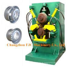 """Landwirtschaftliche Tubeless Wheel Rim Manufacturing Machine Größe Von 17,5 """"-24,5"""" Durchmesser"""