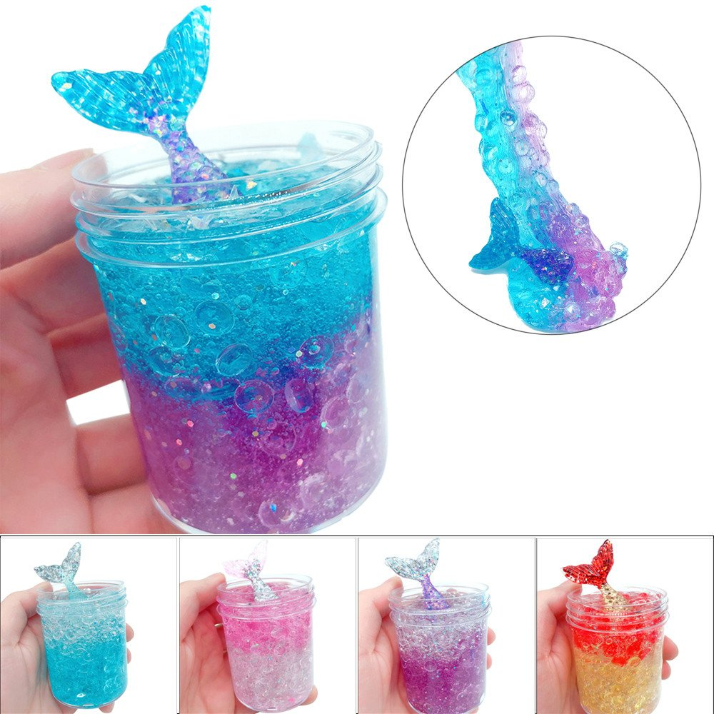 Mermaid Soft Slime Clay 1