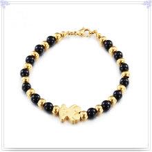 Moda jóias acessórios de moda pulseira de aço inoxidável (hr580)