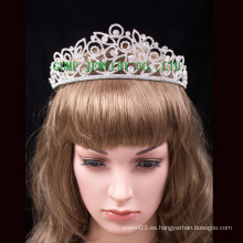 Venta al por mayor Princess Party Tiara rhinestone Crown