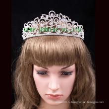 Оптовые принцессы партии Tiara горный хрусталь короны