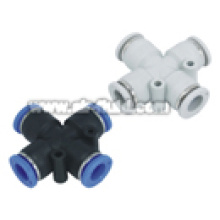 APZA Union Cross One Touch Tubing Fittings