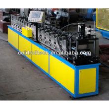 Leichte Stahlkiel-Formungsmaschine, Stahlprofilrolle, die Maschine bildet
