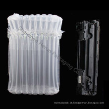 Embalagem do saco da bolha de Shockproof para o cartucho do tonalizador