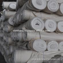 Grauer Webstoff - 100% Baumwolle kardiert / 108*58 CD20*CD16