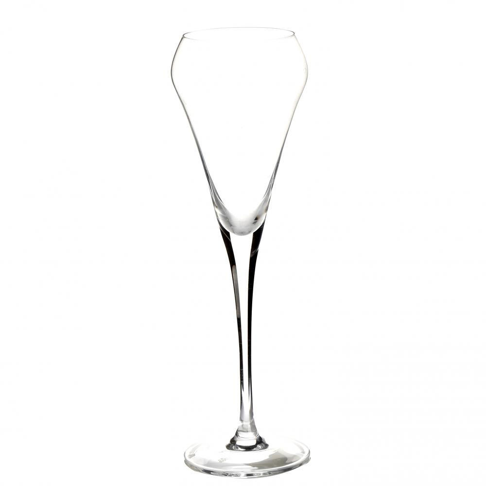 crystal glass toasting champagne flutes glasses