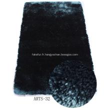 Imitation fourrure Polyeter tapis Shaggy