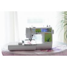 Máquina Funcional de Costura e Máquina de Bordar Computerizada Fabricada na China Preço de Fábrica Wy1300