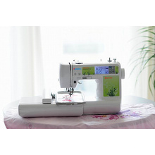Functional Household Computerized Sewing and Embroidery Machine Made in China Factory Price Wy1300