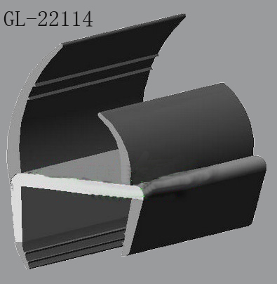 Rear Door Rubber Seal Gasket meet Standard