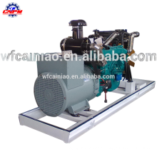Aprovado pela CE de refrigeração a água de 6 cilindros 6LTAA8.9-G2 baixo consumo de combustível 200kw gerador de produtos