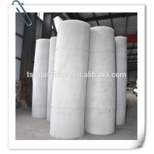 Extruded Plastic flat wire netting for chicken