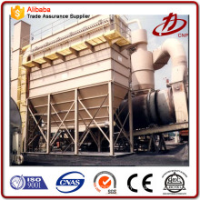 Baghouse dust catcher system
