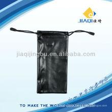 Bolsa de couro para óculos de sol