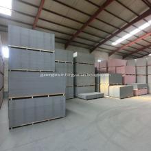 Panneau de fibres-ciment de haute qualité avec surface poncée