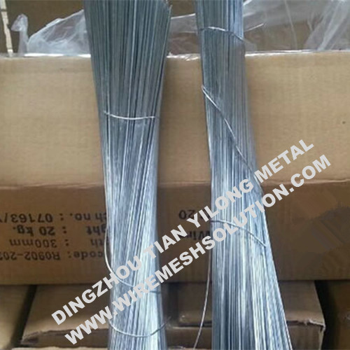 Straight Cut Length Tie Wire