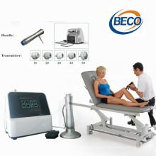 Equipamento de Tecnologia de Ativação de Pulso Extracorpóreo Beco Shockwave Therapy