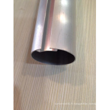 Tube en aluminium de 38 mm pour système aveugle à rouleaux motorisés de 25 mm