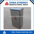 Certificado CE de recubrimiento en polvo Gabinete eléctrico / chapa metálica de formación