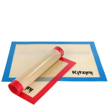Good temperature tolerance silicone baking tools,durable silicone cooking mat,reusable heat resistant non stick silicone baking