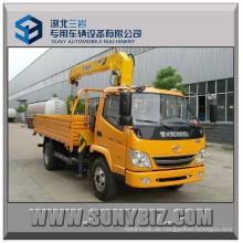 4tons Kranwagen 4X2 LKW Kran