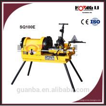 """SQ100E automatische Rohreinfädelmaschine, 4 """"Elektroeinfädler BSPT / NPT"""