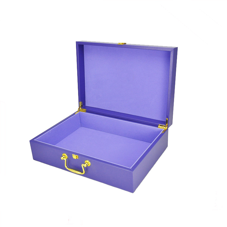 Pu Cover Rigid Gift Box