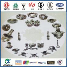 dump trucks automatic transmission differential planetary gear JAC/DONFENG/YUEJIN/FOTON/JINBEI/CAMC/HOWO