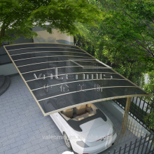 Aluminium garage carport, DIY CARPORT C-01