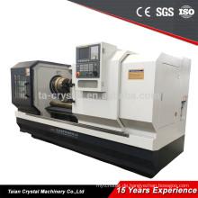 CE bescheinigt pneumatisches Futter QK1313 Stahlrohrgewindedrehmaschine cnc