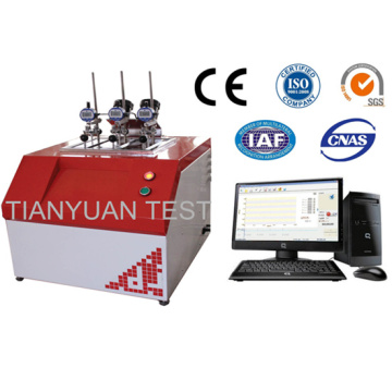 Thermoplastic Hdt/Vicat Softening Point Tester