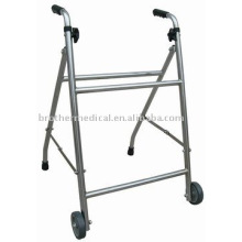 Steel Rollator 2 Wheeled Driving Without Seat