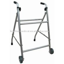 Steel Rollator 2 Condução com rodas sem assento